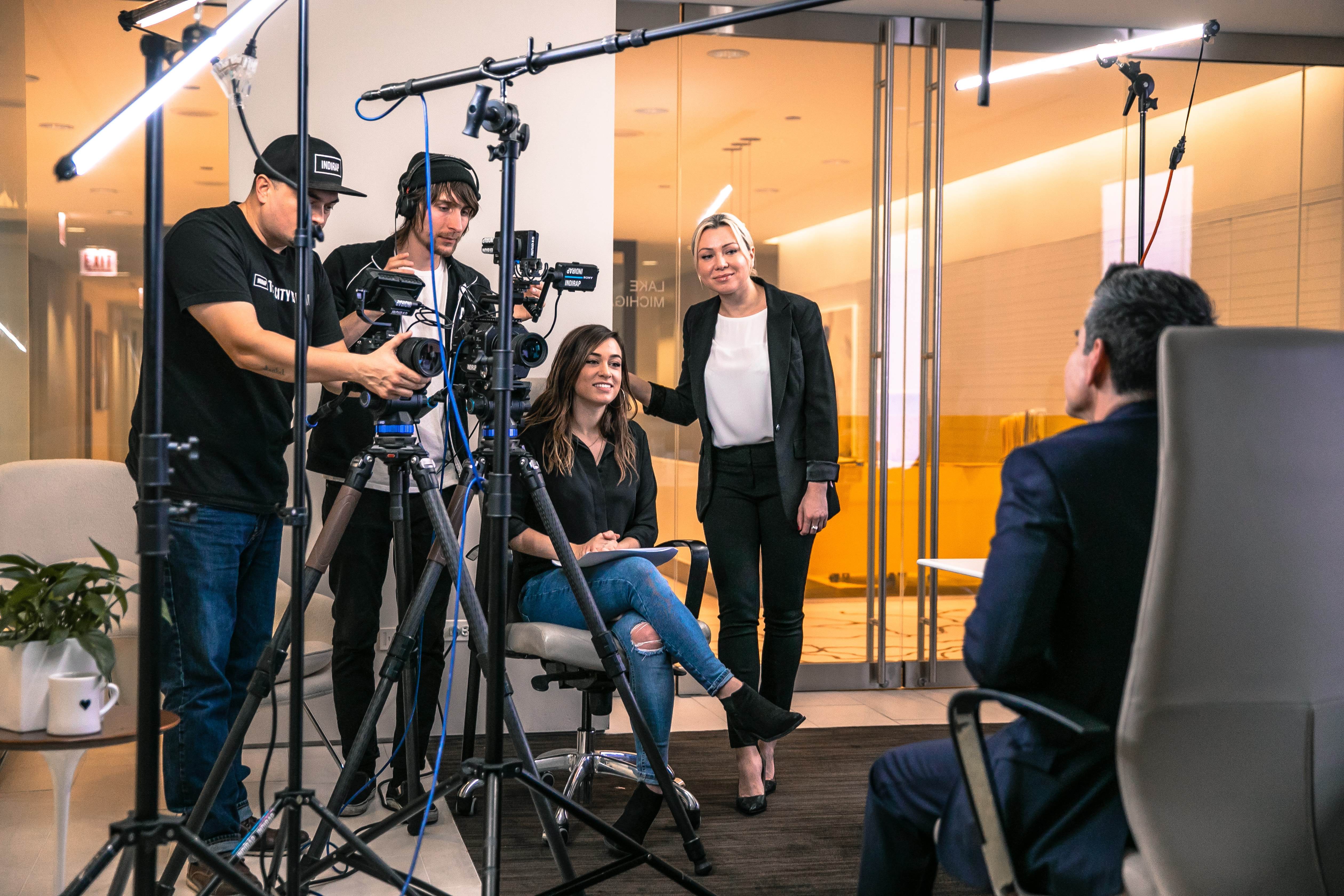 Chicago Professional Video Production | Video Advertising
