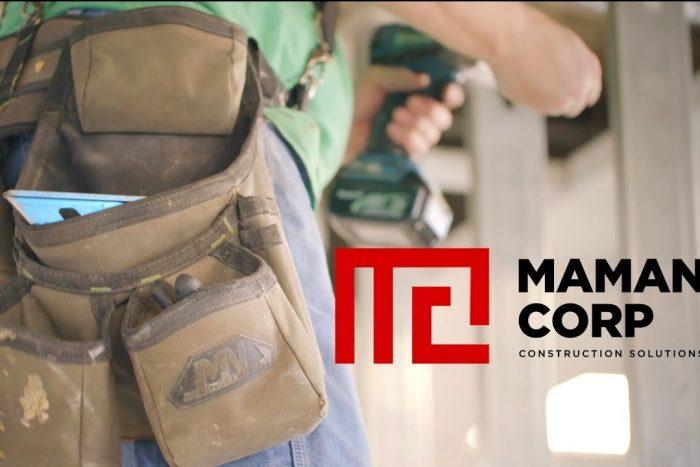 Maman Corp - Construction Video