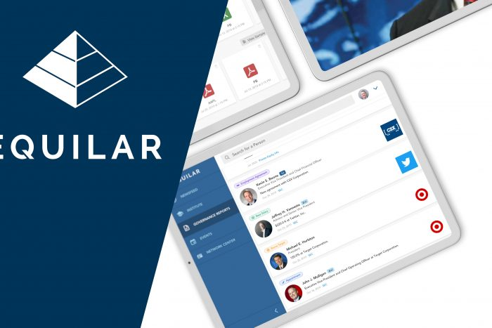Equilar App Overview