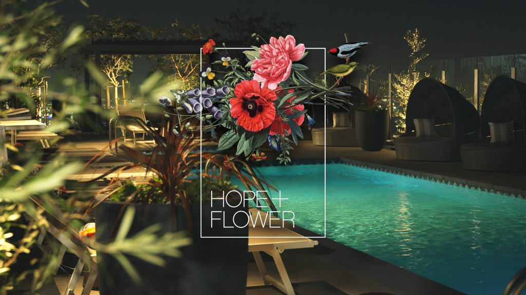 Hope & Flower | Luxury Apartments