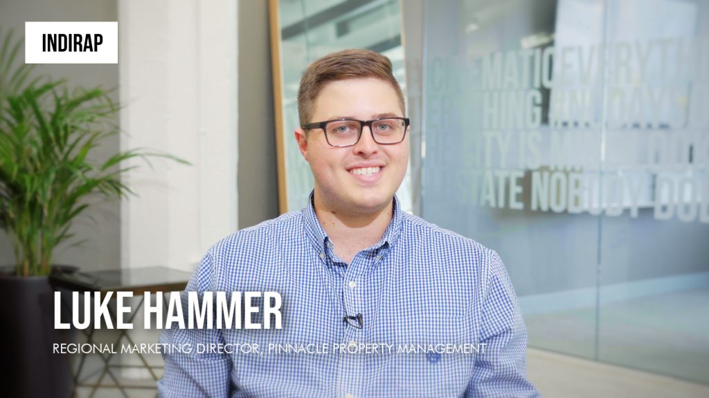 Pinnacle Property Management - Luke Hammer